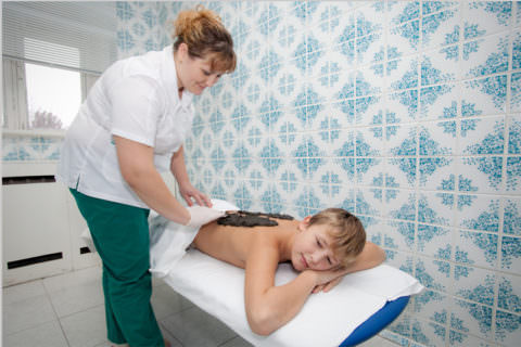 Аппликации для лечения бронхита у ребенка