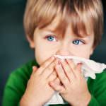 Инфекционные патологии дыхательной системы в детском возрасте