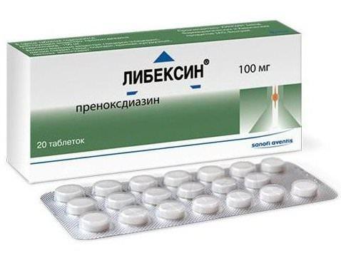 Препарат с преноксдиазином