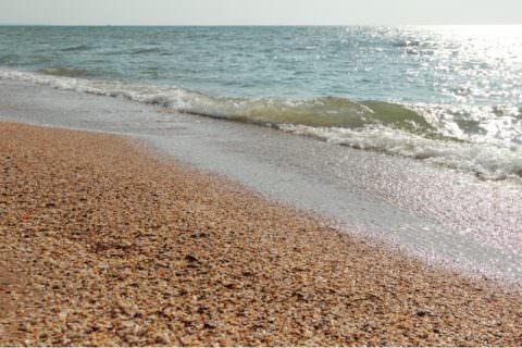 Целебное море