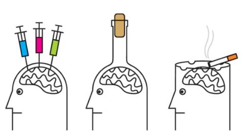 Все вредные привычки негативно воздействуют на мозг!