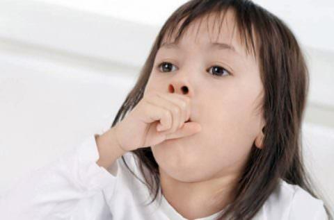 Мучительные приступы кашля