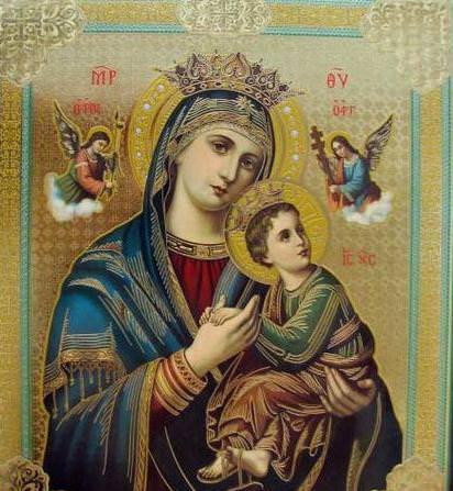 """Икона пресвятой богородицы """"страстная"""" – православные молитвы"""